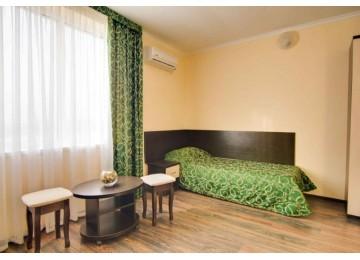 Стандарт 3-комнатный 1-местный | Пансионат «Фея-2»|Анапа| Номера и цены